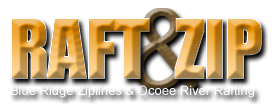 Raft and Zip Blue Ridge