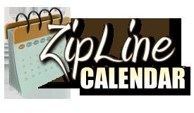 Zipline Calendar
