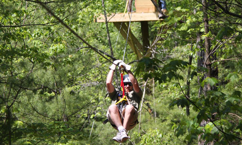 Blue Ridge Zipline