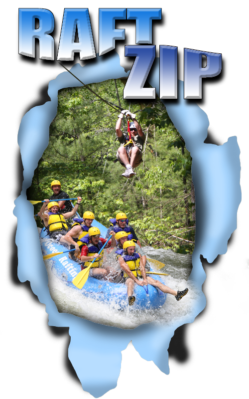 Ocoee Rafting & Blue Ridge Ziplines