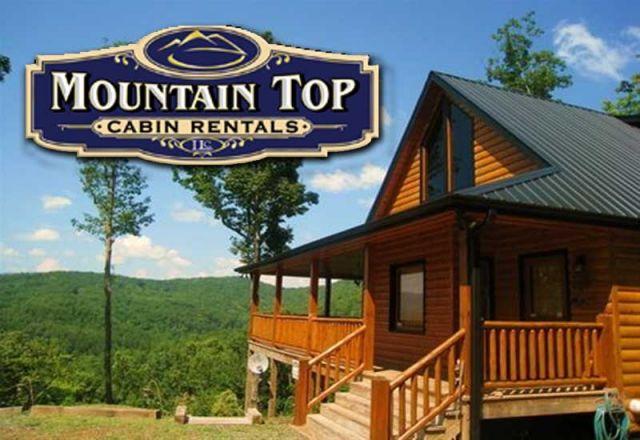 . Mountain Top Cabin Rentals
