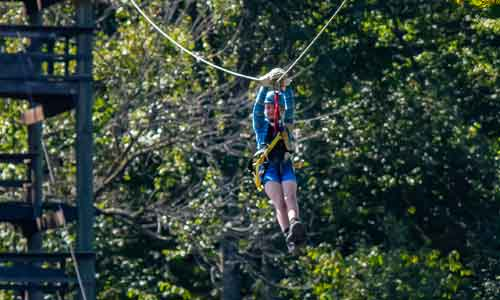 Two-Hour Zipline Tour